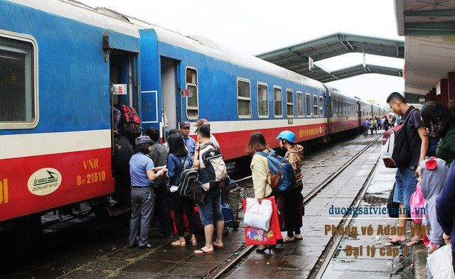 vé tàu lửa đi sapa